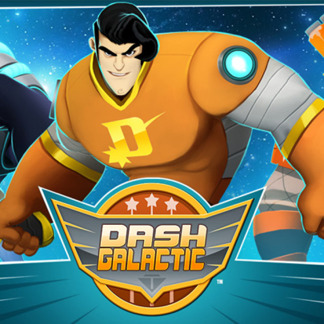 "Kiz Studios' ""Dash Galactic"" awarded ""App of the Week"""